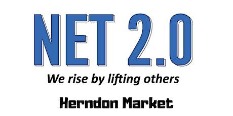 NET 2.0 - Herndon Market - Online until further notice tickets