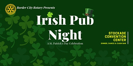Irish Pub Night 2020 tickets