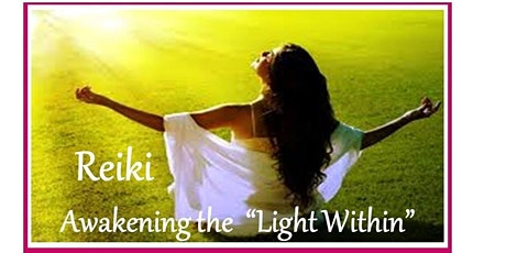 Reiki Level 3. (  Usui  Reiki for  Self Discovery and Self Empowerment) tickets