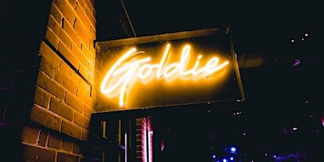 Goldie Saturday at Goldie Free Guestlist - 2/22/2020 tickets