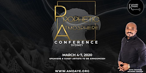 Prophetic Atmosphere Conference 2020- Morning Sessions