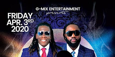 Gouyad Night Feat. Cruz La! Music by DJ Ricky Mix tickets