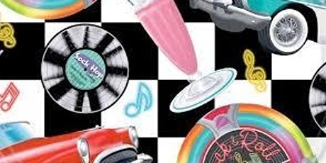 Shake, Rattle, and Roll--South Dade YMCA Sock Hop tickets