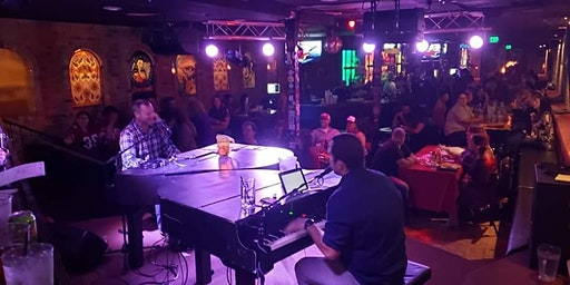 Dueling Pianos Cocktail Party