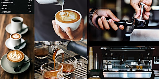 Adult Barista Wed 12th Feb