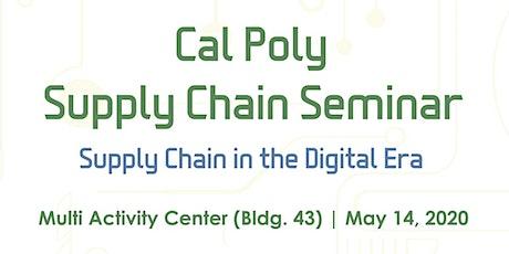 Cal Poly Supply Chain Seminar tickets