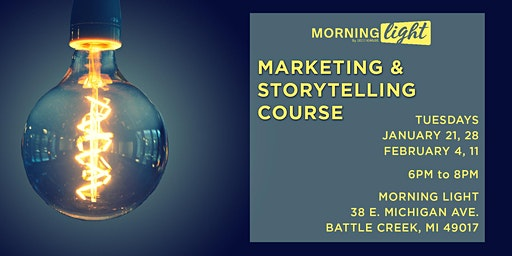 Morning Light - Marketing & Storytelling Course