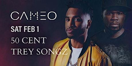 Trey Songz & 50 Cent:: Super Bowl Party @ CAMEO - Hip Hop Miami Beach tickets
