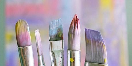 Children's Mixed Media Art Class, For Beginners (5-week course) tickets