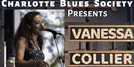 Vanessa Collier  POSTPONED tickets