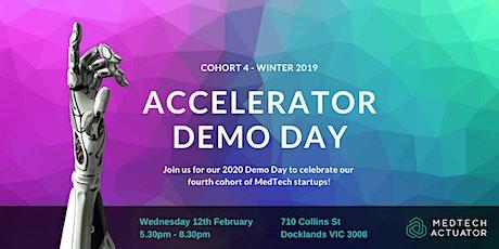 MedTech Actuator 2020 Demo Day tickets