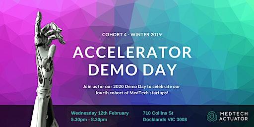 MedTech Actuator 2020 Demo Day