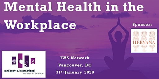 Mental Health in the Workplace: Vancouver, BC