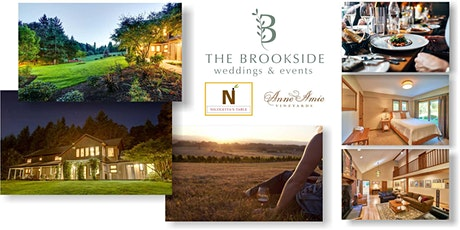 Valentine's Day in Wine Country, Dinner and weekend at The Brookside tickets