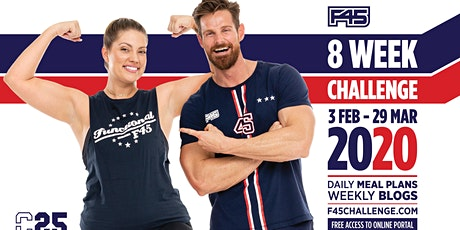 F45 Torrensville 8 week Challenge Information Session tickets