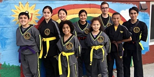 Martial Arts Confidence for Youth Ages 8 to 16 on Jan 22 @ 6:30pm