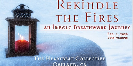 Rekindle the Fires: Imbolc Breathwork Journey tickets
