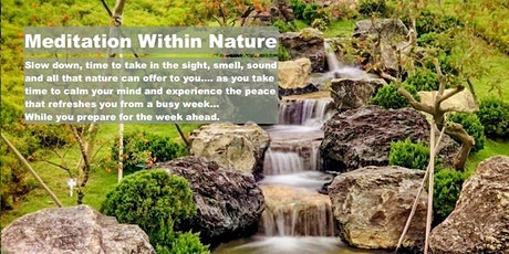 Meditation Within Nature tickets