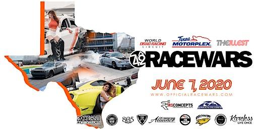 RACEWARS ENNIS, TX - SOUTHERN OPENER 2020