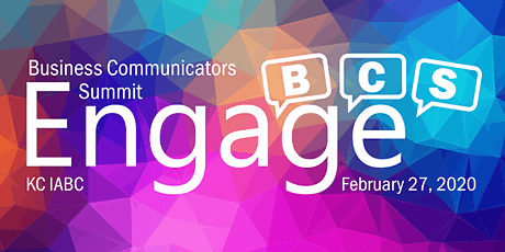KC IABC Business Communicators Summit 2020 tickets