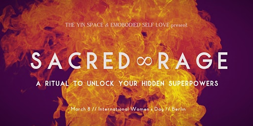 Sacred Rage Ritual for womxn