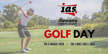 IAS 2020 Golf Day tickets