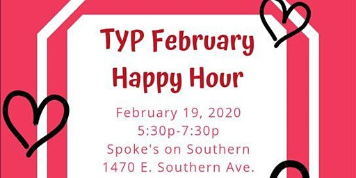 TYP February Happy Hour Mixer at Spokes on Southern