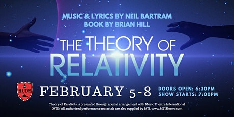 HUDS Presents: The Theory of Relativity tickets