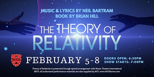 HUDS Presents: The Theory of Relativity