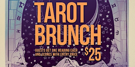 Tarot Brunch tickets