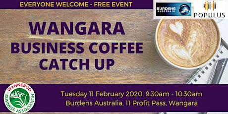 Free Business Networking - Wangara tickets