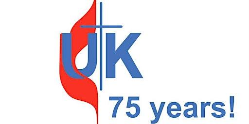 UK Wesley Foundation 75th Anniversary Celebration