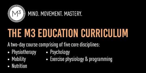 The M3 Initiative presents The M3 Education Curriculum