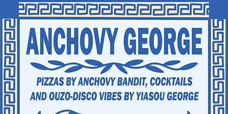 Anchovy George tickets