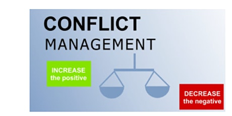 Conflict Management 1 Day Training in Christchurch tickets