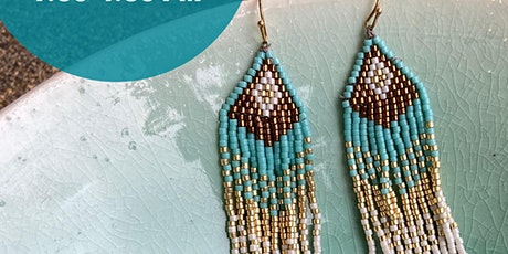 Beaded Fringe Earrings tickets