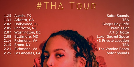 ATL : #THA Tour tickets
