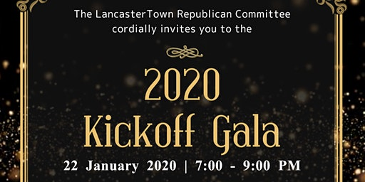 Lancaster Town Republican Committee 2020 Kickoff Gala