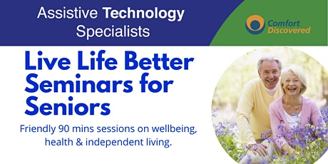 Live Life Better Seminars tickets