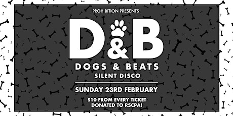 Dogs N Beats - Dog Friendly Silent Disco tickets