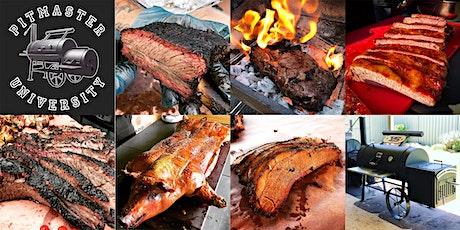 Pitmaster University BBQ Masterclass @ Frank's Barbecue Texas Smokehouse tickets