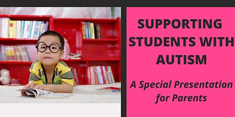 Supporting Students with Autism  tickets