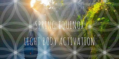 Spring Equinox Light Body Activation tickets