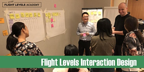 Flight Levels Interactions Design (FLID) by Klaus Leopold tickets