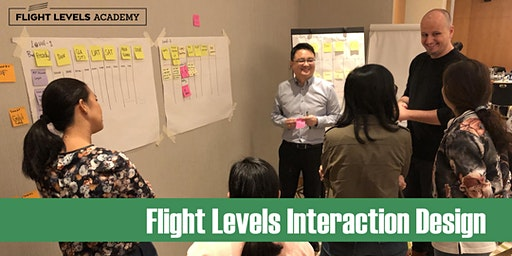 Flight Levels Interactions Design (FLID) by Klaus Leopold
