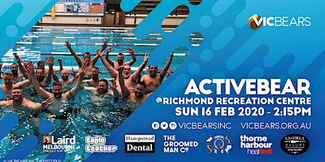 Activebear: Water Aerobics (February) tickets