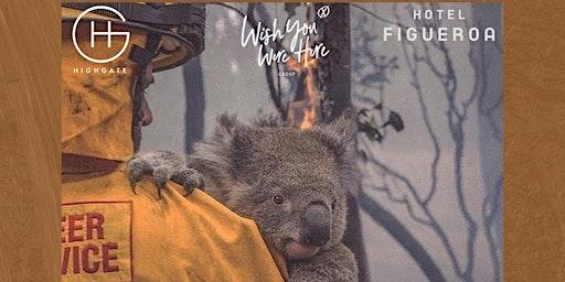 Australia Fire Relief Fundraiser