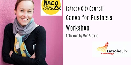 Canva for Business Workshop tickets