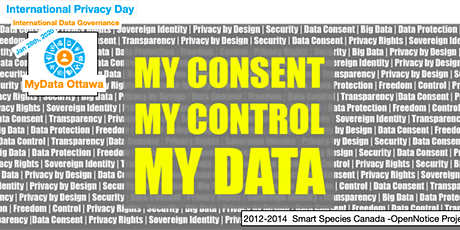 InAugural MyData Ottawa: Privacy Day Event  tickets
