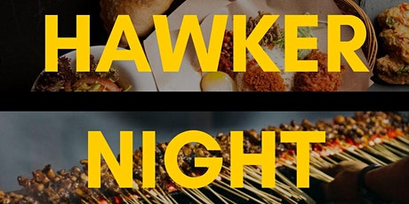 Hawker Night tickets